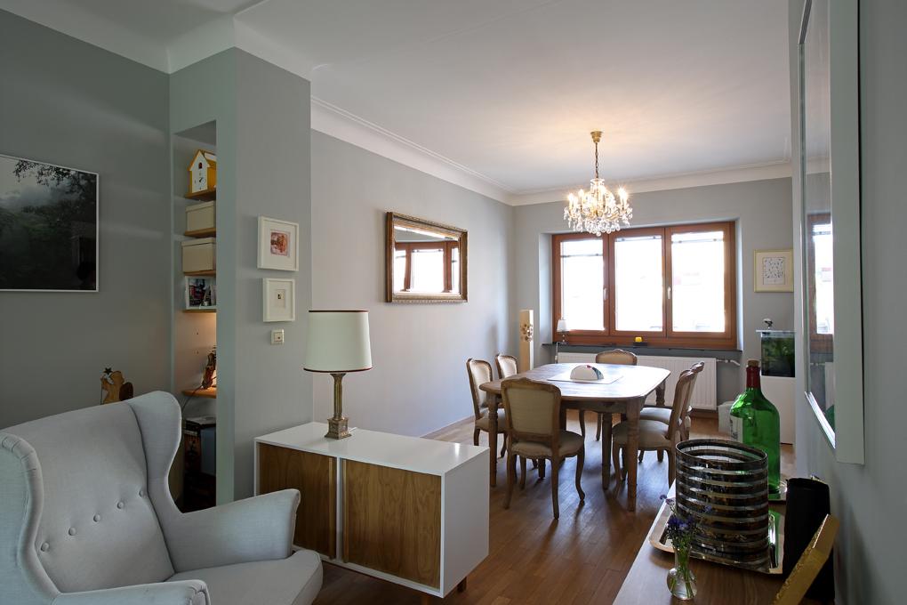 Maison Briand, Salon rénové