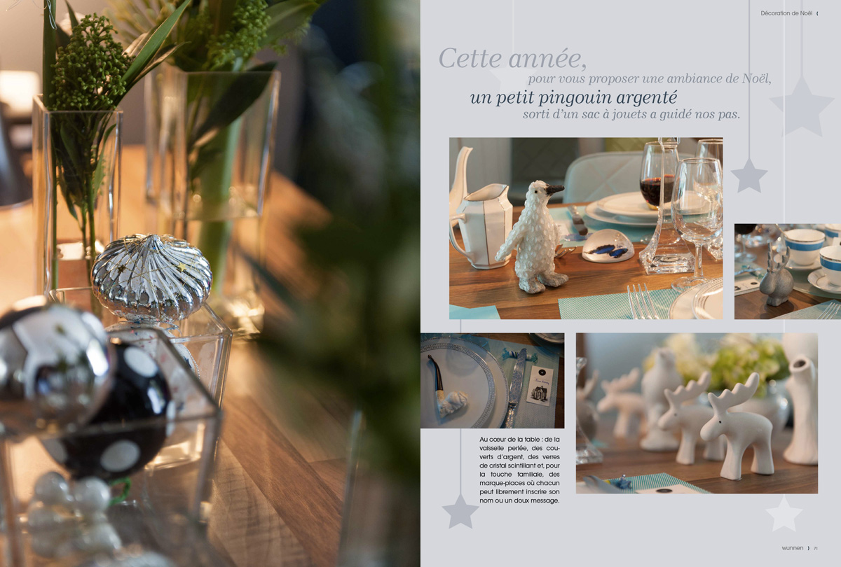 Wunnen 41 Décoration de Noel page 71