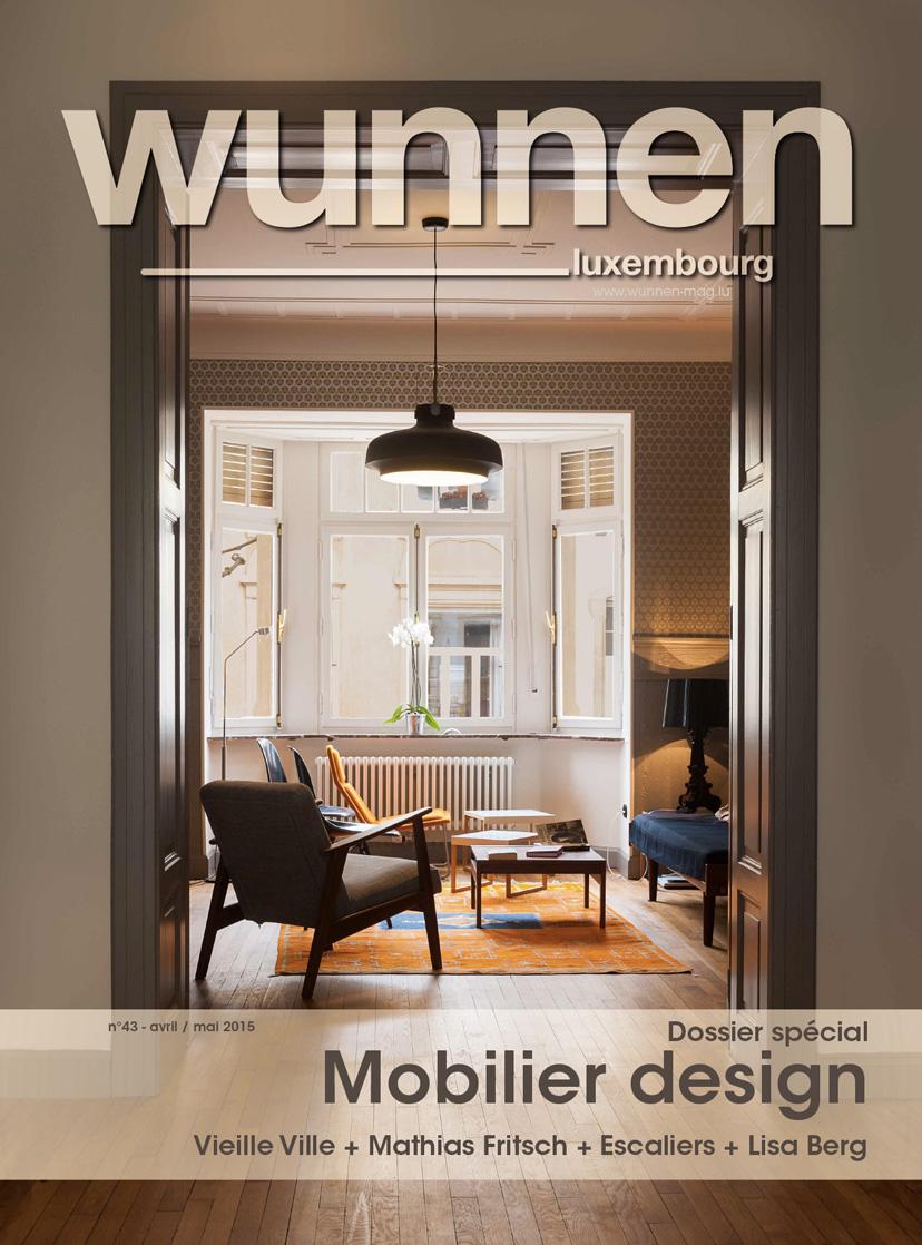 Wunnen Magazine 43 cover