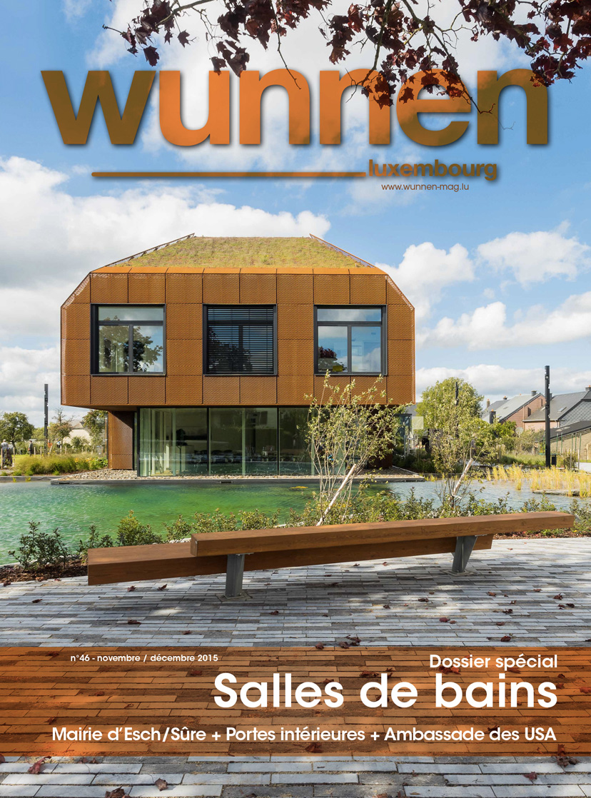 Wunnen Magazine 46 cover