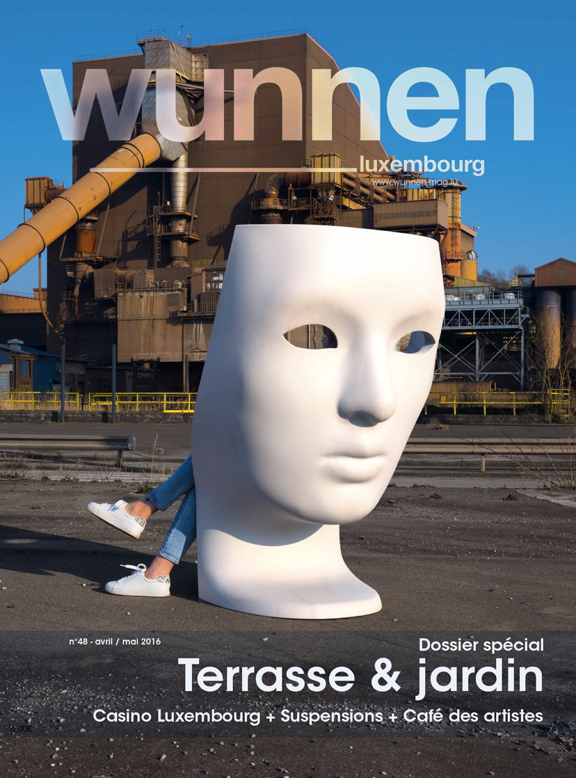 Wunnen Magazine 48 cover