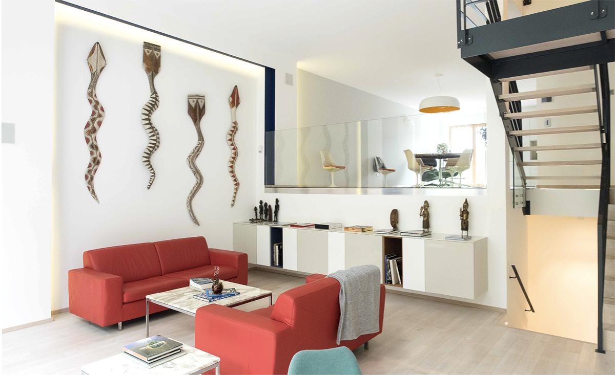 Villa passive - Amandine maroteaux