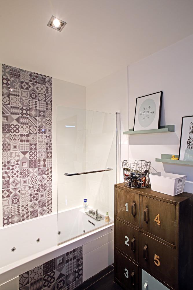 Atelier compostelle Villa Patchouli salle de bain