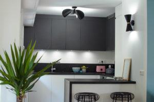O!luce penthouse cuisine