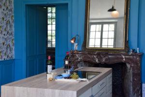 Palais de Vaucouleurs cuisine