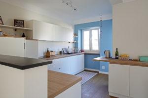 Cuisine design moderne atelier compostelle