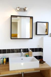Salle de bain évier