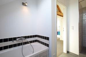 Salle de bain atelier compostelle