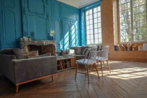 Salon Intérieur Palais de Vaucouleurs