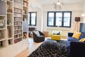 Villa Sofia - Atelier compostelle Salon