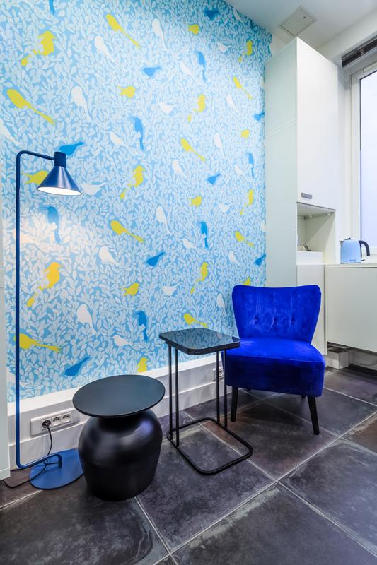 Atelier Compostelle • Bureaux 21 Rue Mermoz, Paris 8eme