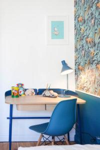 Villa Libellule - Chambre enfant - Atelier compostelle