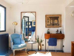 Villa Libellule - Hall - Atelier compostelle
