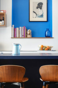 Villa Libellule - Table haute - Atelier compostelle