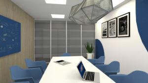 atelier compostelle - cube Salle de réunion