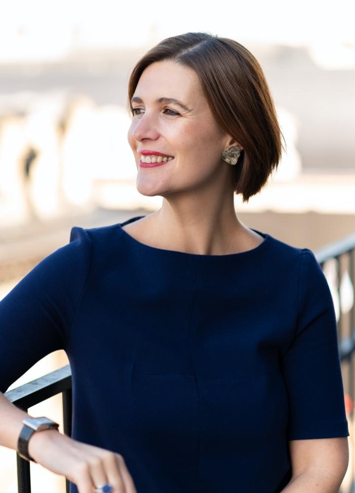 Amandine Maroteaux, architecte d'intérieur