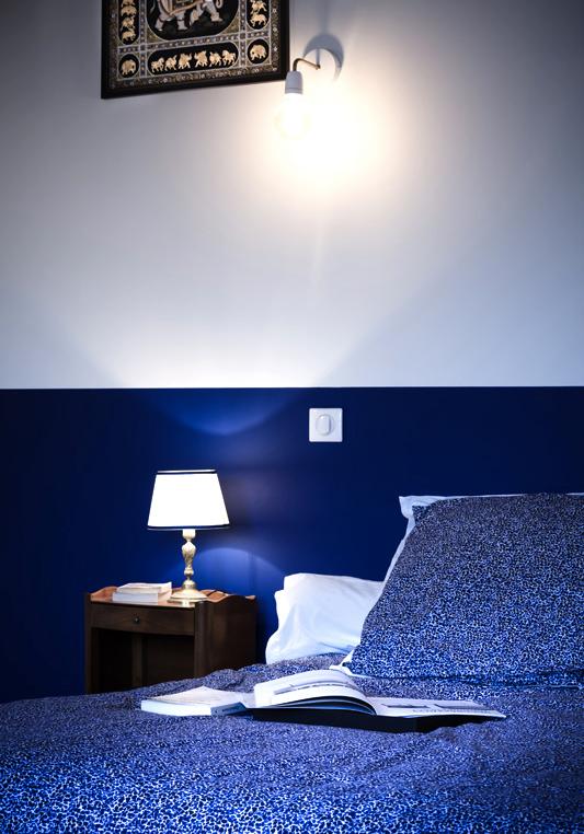 Appartement Parisien chambre
