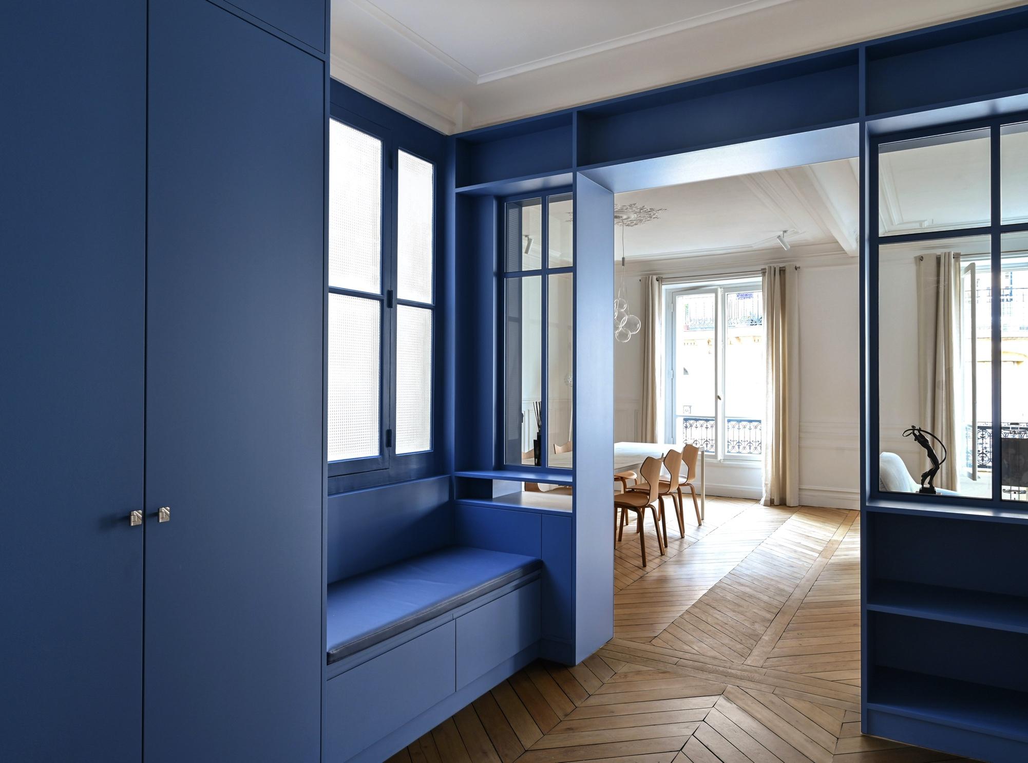 Atelier Compostelle Bureau architecture