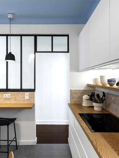 Appartement Nuage - Atelier Compostelle