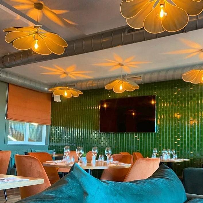 Intérieur Restaurant décoration